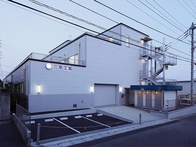 (仮称)三幸工業石川テクニカルセンター新築工事