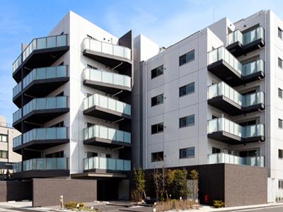 (仮称)ル・リオン多摩川2丁目プロジェクト新築工事
