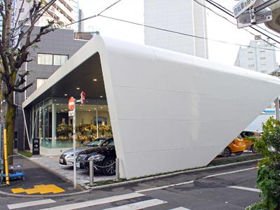 東京トヨペットU・park渋谷店